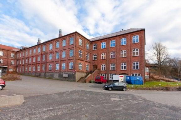 Borregards gamle administrasjonsbygning