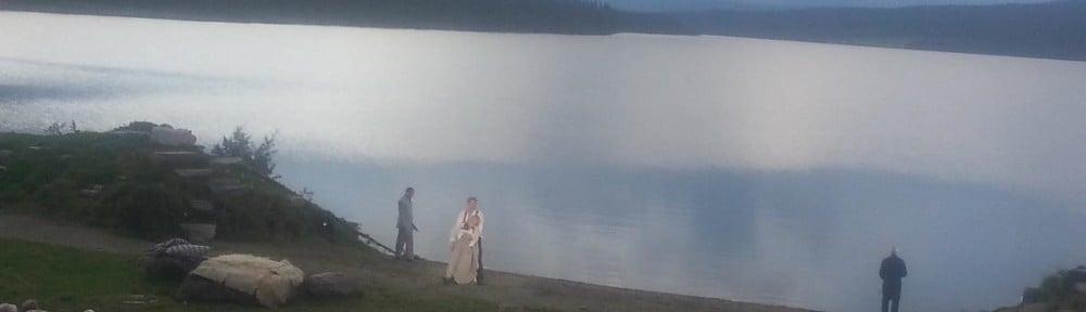 Scene fra Peer Gynt Gålå 2014