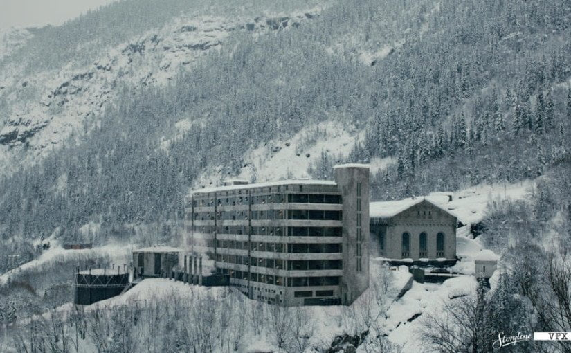 Rjukan – Gaustatoppen, Vemork og Gvepseborg